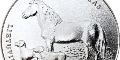 Sabueso lituano, salvado por la moneda
