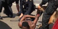 Ejemplos de la vergonzosa  brutalidad de  los perros policía