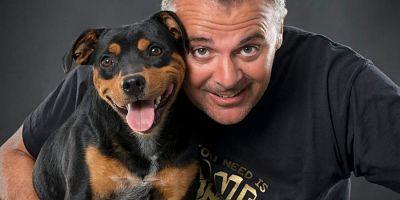 """Nacho Sierra: """"Debería existir un carné de dueño de perro"""""""