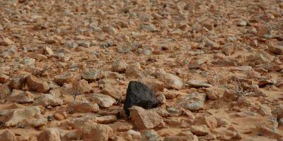 Rastreo de meteoritos