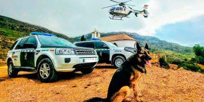 ESYR: rescate a la orden de las Fuerzas de Seguridad