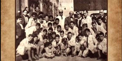 Argentina busca a los 36 niños salvadores de Bobby en 1945